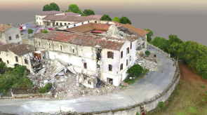 Accumoli after August 2016 Earthquake