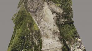 Nera Landslide July 2018